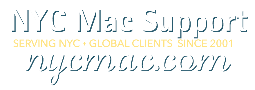 NYC Mac Support — Technology support for humans